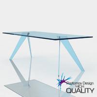 obj glass table alister glas