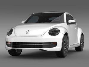 maya beetle tdi 2013