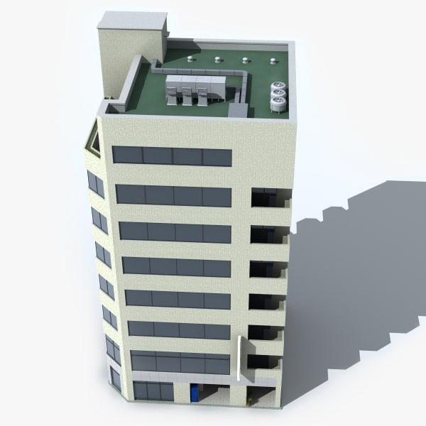 japan building tokio lwo