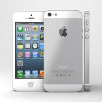 apple iphone 5 white max