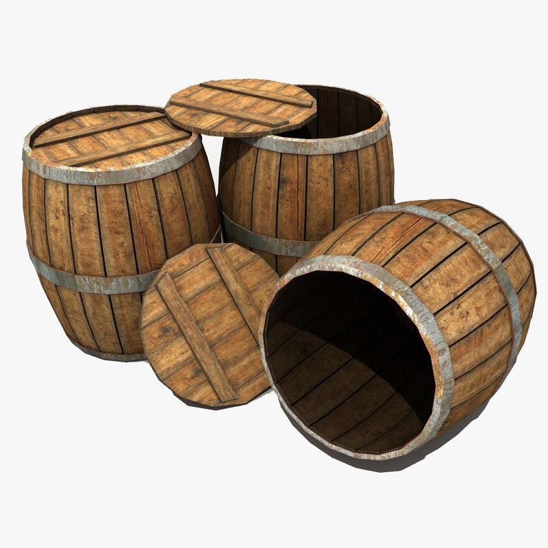 barrel ed contains