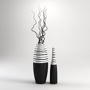 max decor branch vase
