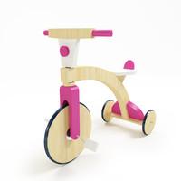 c4d bike baby