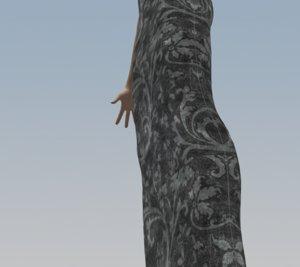 free clothes 3d model