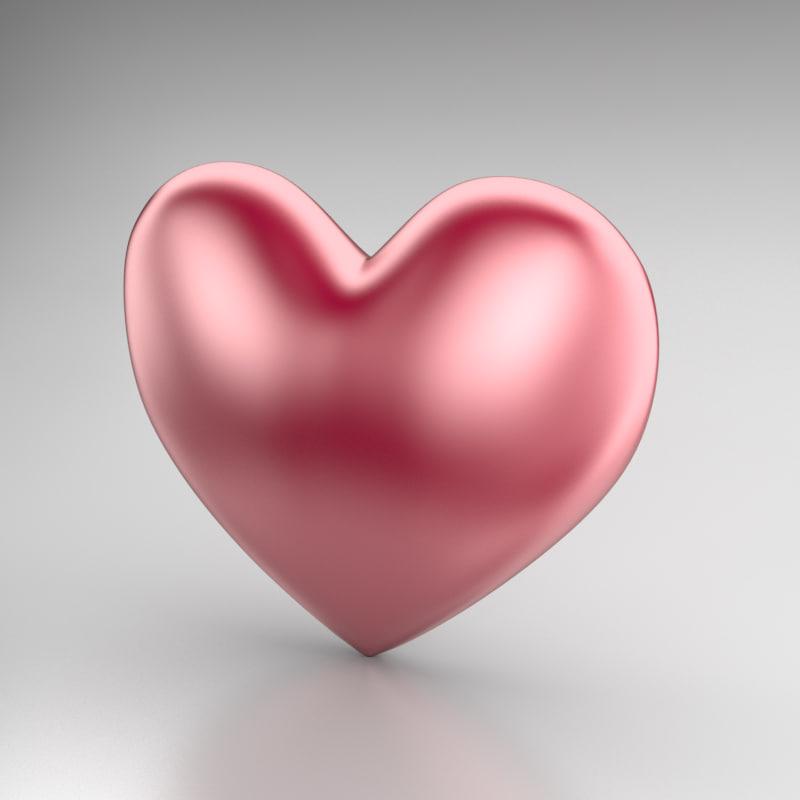 3ds max icon heart 2