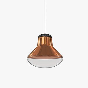 3d model light tom dixon
