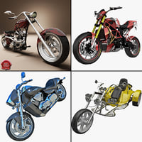 Motorcycles Collection 12