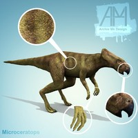 dinosaurs Microceratops