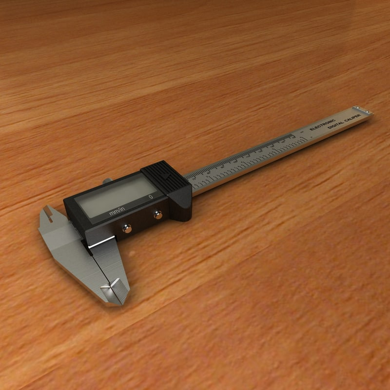 max vernier digital caliper