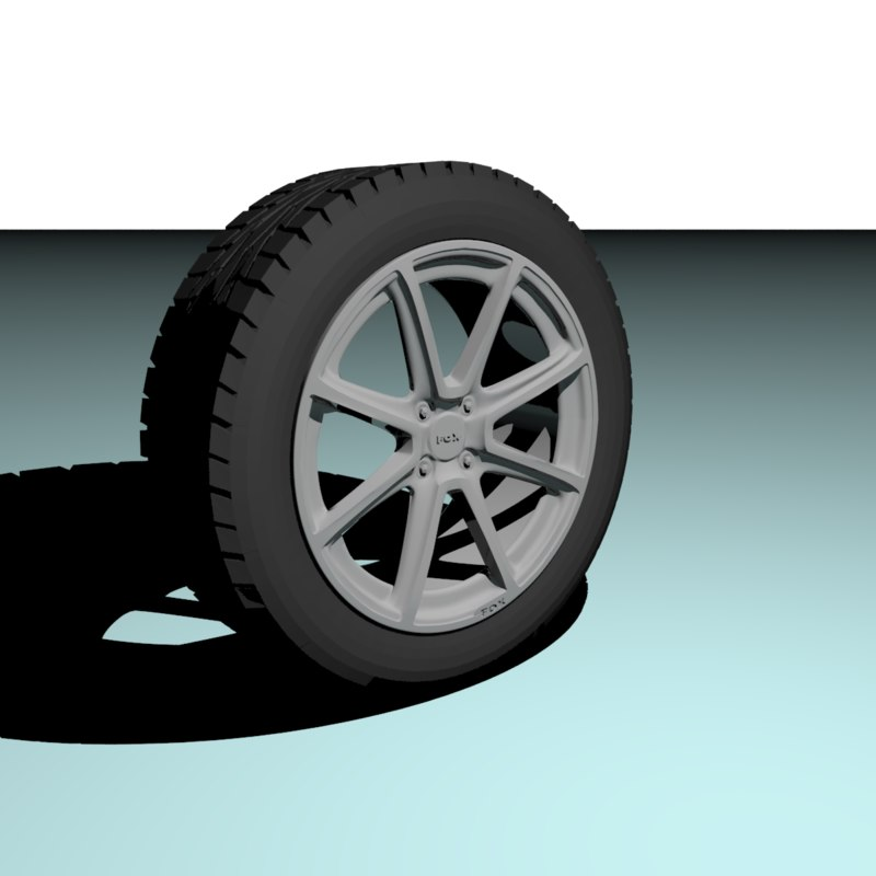 wheel fox fx2 max