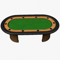 lwo poker table