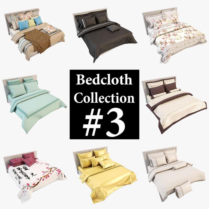 3d bedcloth 03