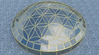 Flower of Life dome