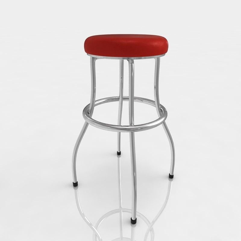 bar stool leather ma
