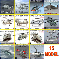 Helicopter Collection 15 model