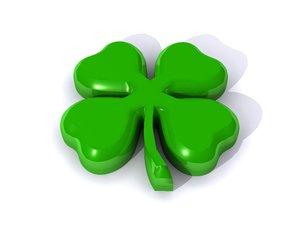 3d max clover leaf
