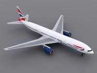 777-200 - British Airways