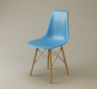 max eames plastic chair dsw