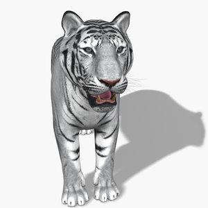 tiger fur max