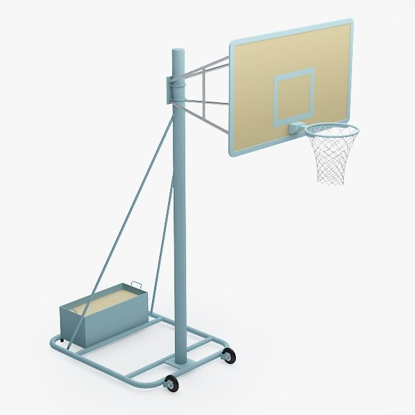 basketball rim ball max