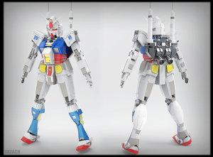 gundam 3d 3ds