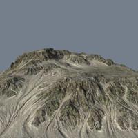 mountainous terrain max