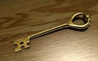 skeleton key obj