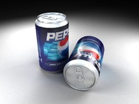 free pepsi 3d model