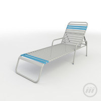 maya deck chair swimming pool