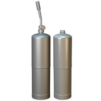 Propane Torch and Tank