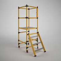 Scaffold Tower 7