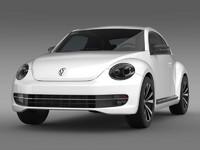 model beetle 2012