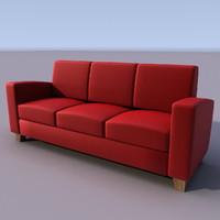 3d max sofa armchair