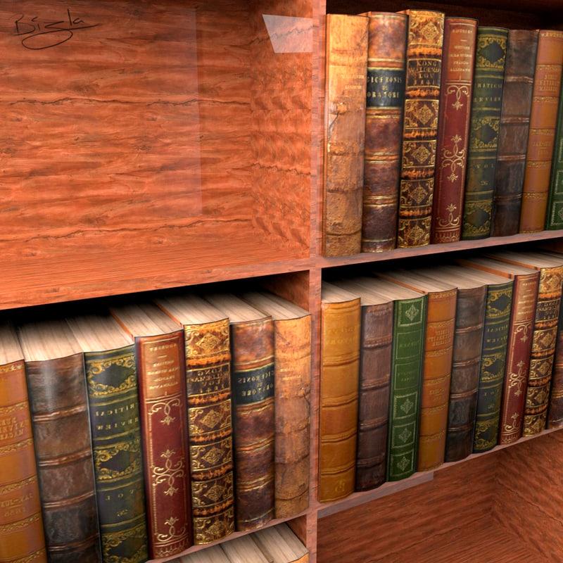 3dsmax books shelf