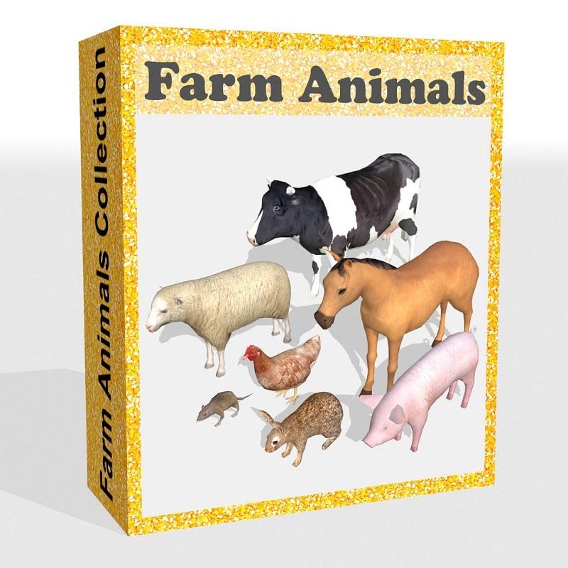 farm animals max