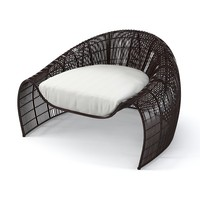 Kenneth Cobonpue Easy Armchair