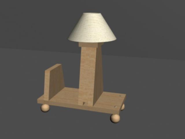 free max mode lamp