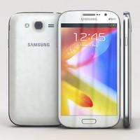 Samsung Galaxy Grand I9082 White