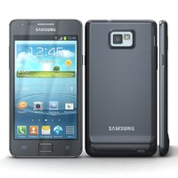 Samsung I9105 Galaxy S II Plus Black