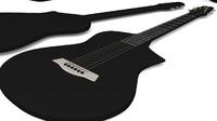 3ds max guitar 1
