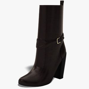dugm03 shoes 3d lwo