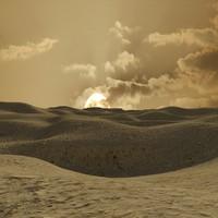 mars planet scene Landscape