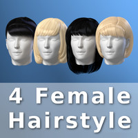 Female Hair Pack