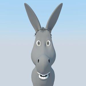 max cartoon donkey 2011