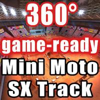 mini moto sx track cd