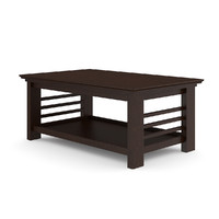 Classical Wooden Coffee Table