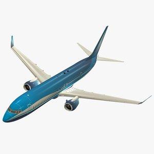 boeing 737-900 er 3d 3ds