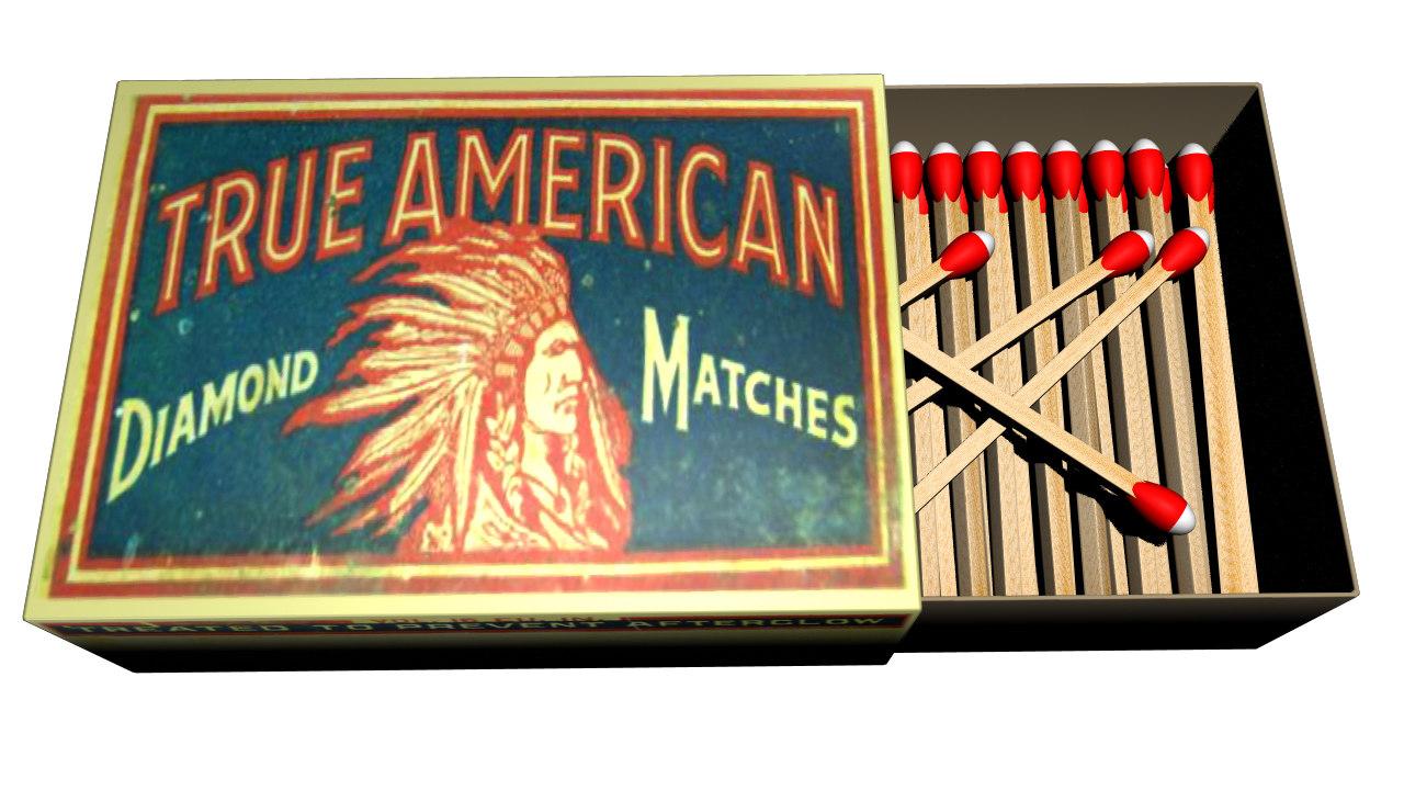 true american matches ma free