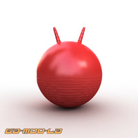 Toy Space Hopper