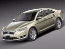 Ford taurus 3D models